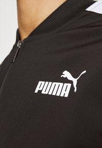 Puma - BASEBALL TRACKSUIT - Tracksuit - black - 8