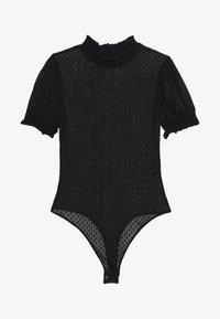 New Look - SPOT BODY - T-shirt z nadrukiem - black - 0