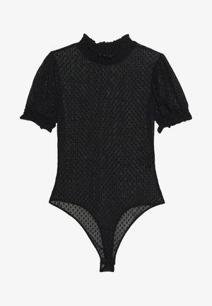 SPOT BODY - Print T-shirt - black
