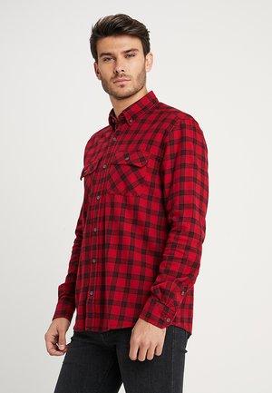 REGULAR FIT - Skjorta - uniform red