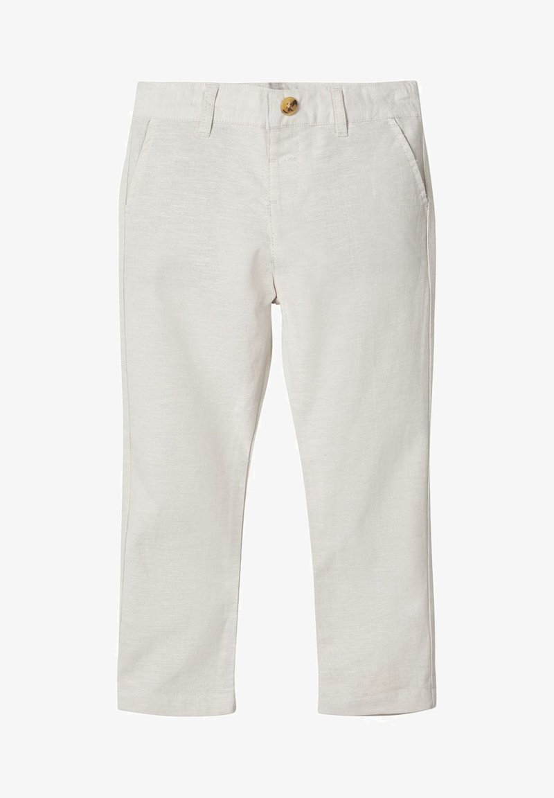 Name it - Trousers - white pepper