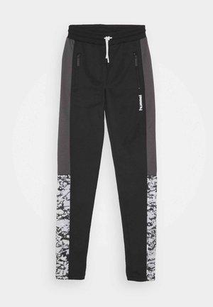 HMLJOSEPH PANTS - Træningsbukser - black