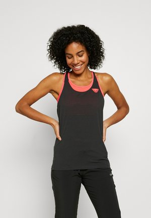 ALPINE TANK - Top - black