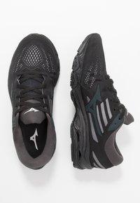 Mizuno - WAVE STREAM - Neutral running shoes - astral aura/white/blueprint - 1