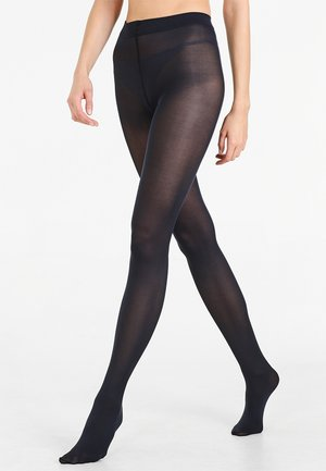 60 DEN EVERYDAY 2 PACK - Tights - navy