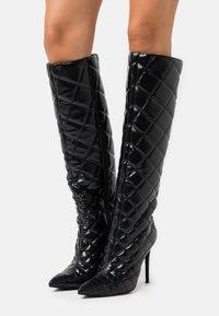 Jeffrey Campbell - ARSEN - High heeled boots - black - 0
