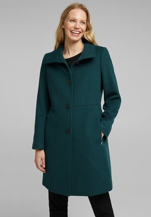 FASHION  - Classic coat - bottle green