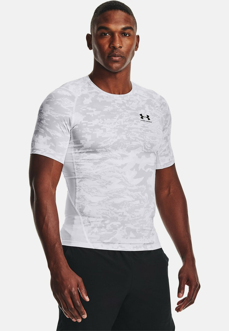 Under Armour - Print T-shirt - white