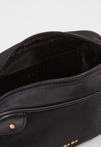 Escada Sport - Taška spříčným popruhem - black - 4