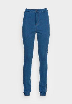 MELLA SUPER - Skinny džíny - medium blue denim