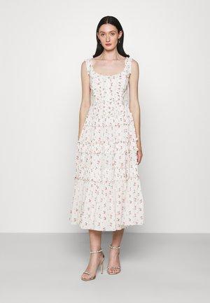 THERESA BIJOU BALLERINA DRESS - Vardagsklänning - optic white