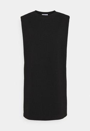 ROSIE DRESS - Sukienka letnia - black