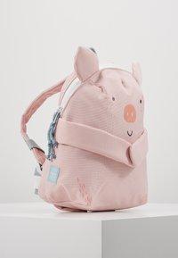 Lässig - BACKPACK PIG - Rucksack - rosa - 4
