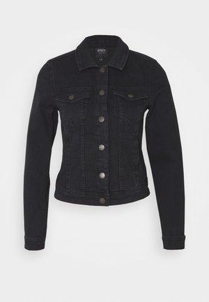 ONLWESTA LIFE  - Denim jacket - black