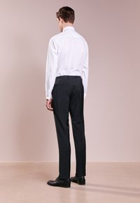 HUGO - SIMMONS - Oblekové kalhoty - dark grey - 2