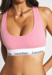 Calvin Klein Underwear - MODERN UNLINED BRALETTE - Top - rosey dream - 3