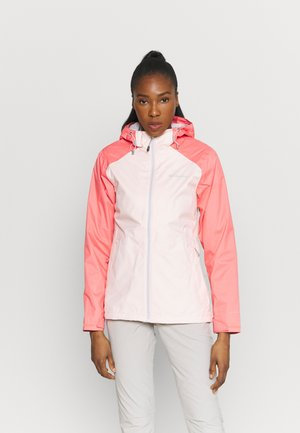 INNER LIMITS II JACKET - Outdoor jacket - peach quartz/salmon