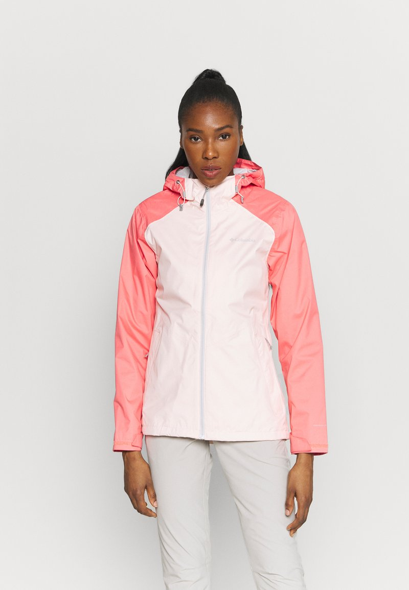 Columbia - INNER LIMITS II JACKET - Outdoor jacket - peach quartz/salmon