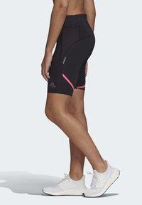 adidas Performance - How We Do 1/2 Leggings - Shorts - Black - 1