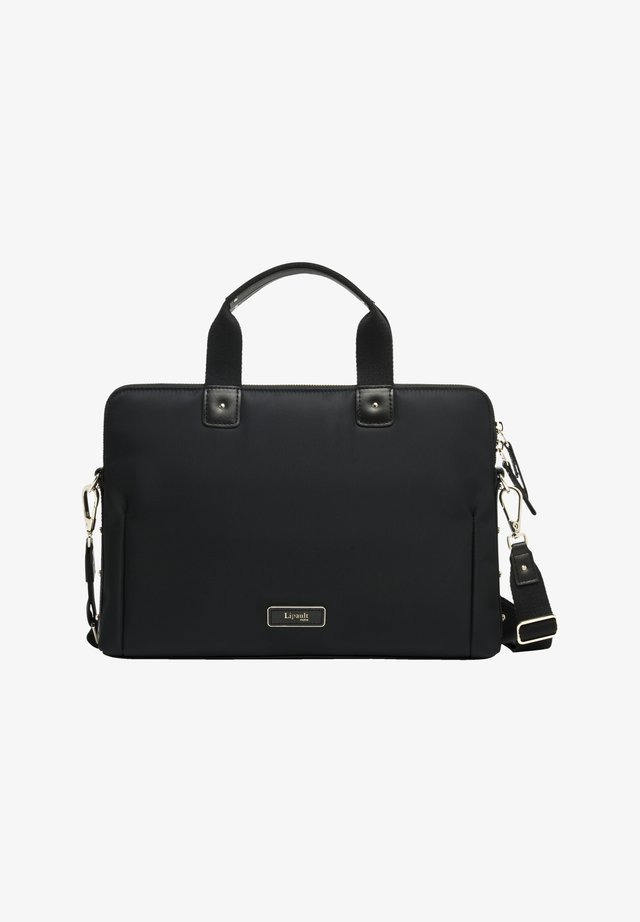 Laptop bag - jet black