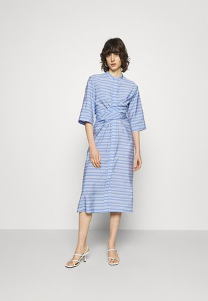 SYLVIA SHIRT DRESS - Robe chemise - bold blue