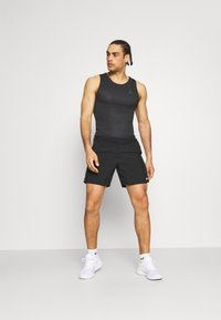 ODLO - ACTIVE F DRY LIGHT CREW NECK TANK - Top - black - 1