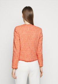 WEEKEND MaxMara - PONTE - Summer jacket - koralle - 2