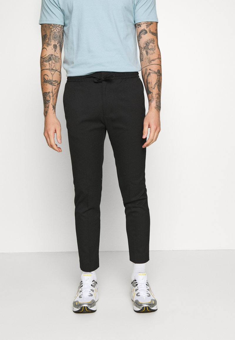 Topman - JOGGER - Jogginghose - black