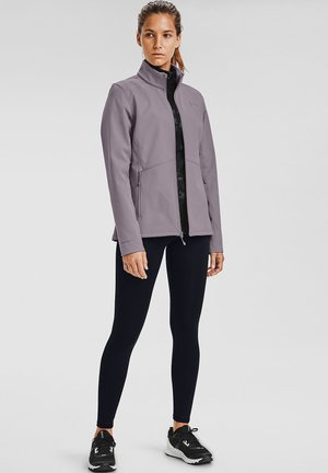 SHIELD  - Training jacket - slate purple