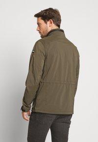 Schott - FOXTER RIPSTOP - Summer jacket - khaki - 2