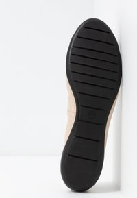 Caprice - Ballet pumps - black/beige - 6