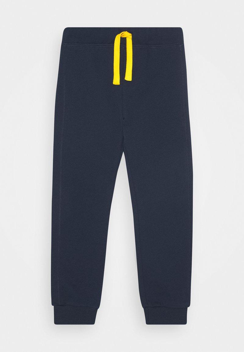 Benetton - BASIC BOY - Pantalones deportivos - dark blue