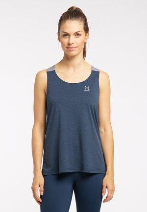 Sports shirt - tarn blue