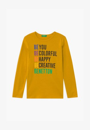 BASIC GIRL - Longsleeve - yellow
