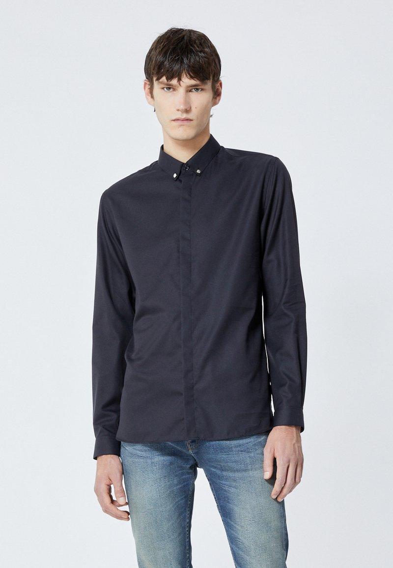 The Kooples - CHEMISE - Overhemd - black