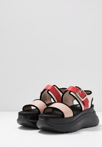 Mulberry - Platform sandals - multicolor - 4