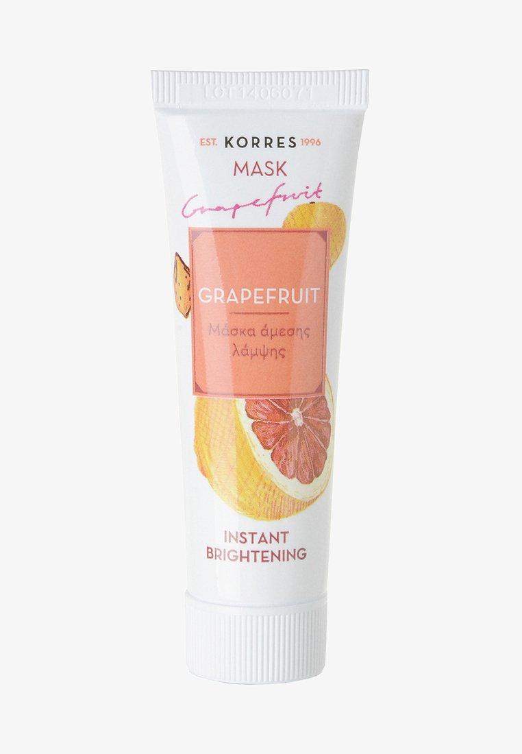 Korres - GRAPEFRUIT CLARIFYING MASK - Face mask - -