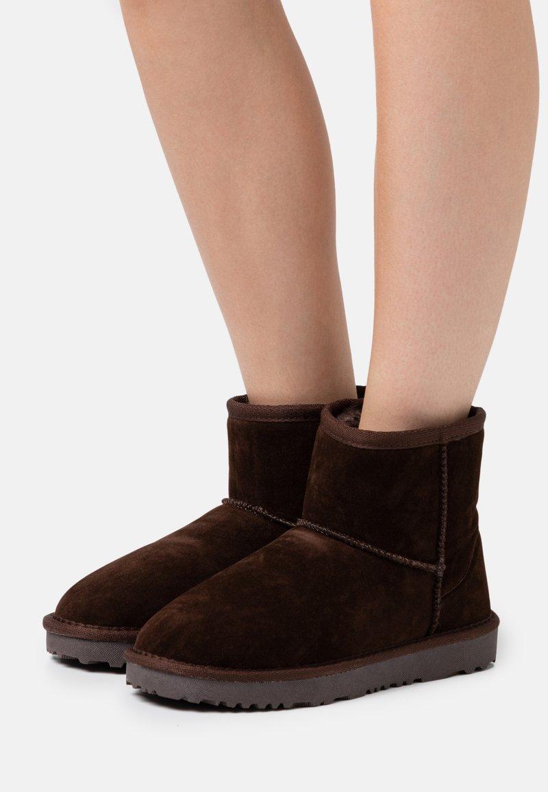 Nly by Nelly - Kotníková obuv - brown