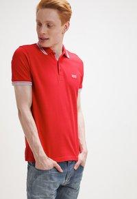 BOSS - PADDY  - Poloshirt - medium red - 0