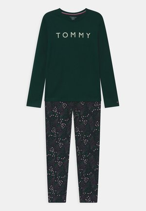 GLOW UNISEX - Pyjama - green