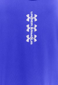 Under Armour - KNOCKOUT TANK - Sports shirt - emotion blue - 6