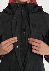 Jack Wolfskin - PARK AVENUE - Winter jacket - black - 4