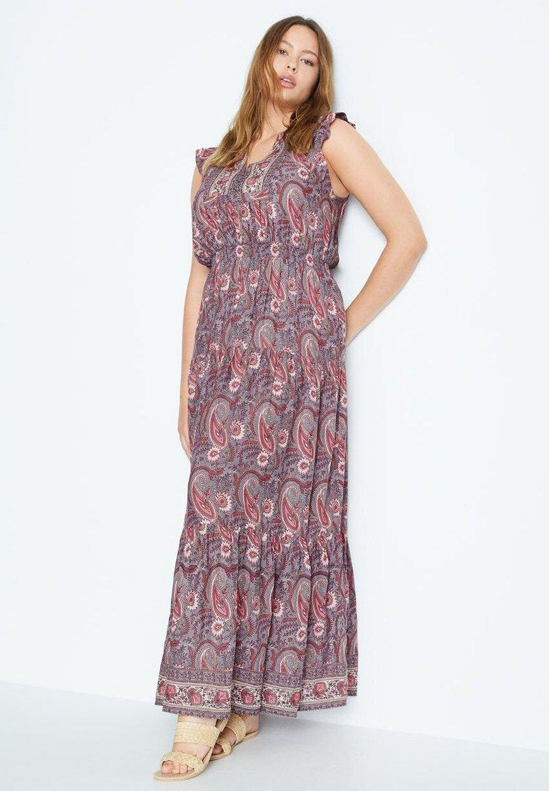 Violeta by Mango - FANTASY6 - Day dress - helllila/pastelllila