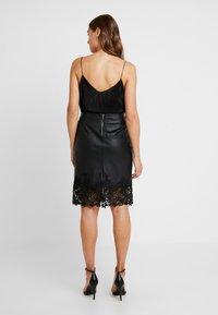 Morgan - JAMIL - Pencil skirt - noir - 2