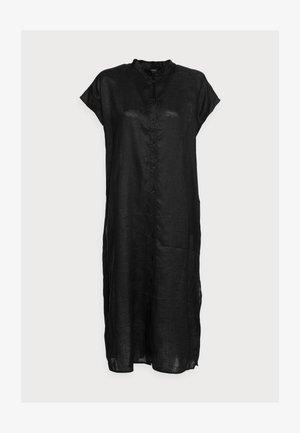 BLOUSE SPACE - Robe chemise - black