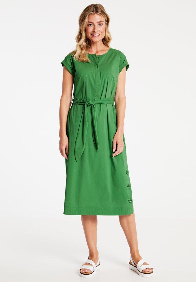 Korte jurk - palm
