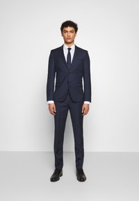 HUGO - HESTEN - Suit trousers - dark blue - 1