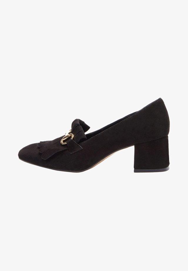 MIT ABSATZ GINA - Classic heels - black