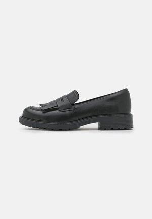 ORINOCO LOAFER - Slip-ons - black shine