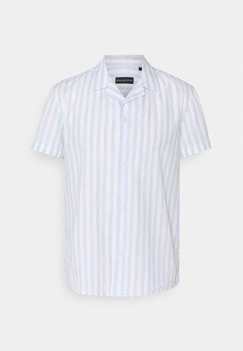 BIJAN - Shirt - light blue